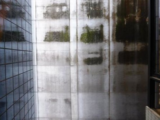 The Harbourview Hong Kong : View from window of nearby wall of building.