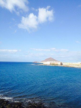 Hotel  Arenas del Mar: View fr