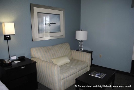 Hampton Inn St. Simons Island: Seating Option