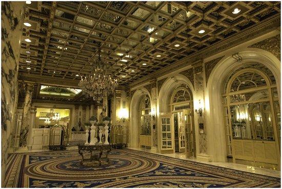 Fairmont Copley Plaza, Boston : Main Lobby