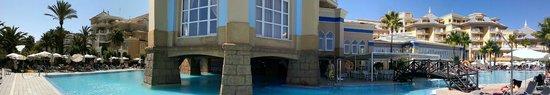 Hotel Melia Atlantico Isla Canela: Panorámica 1