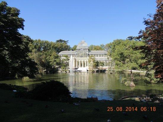 Parque del Retiro: 2