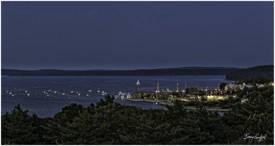 Bluenose Inn - A Bar Harbor Hotel: Day Break in Bar Harbor
