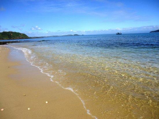 Tartaruga Beach: Praia da tartaruga canto direito