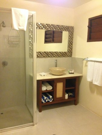 Nasama Resort: Bathroom