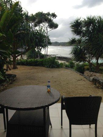 Nasama Resort: View