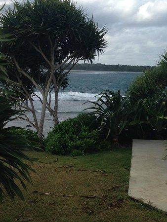 Nasama Resort: Beachfront Studio apartment