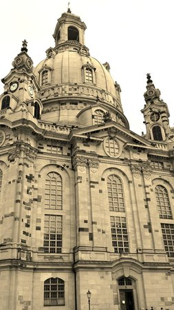 """Frauenkirche: Unsre """"Dicke"""""""