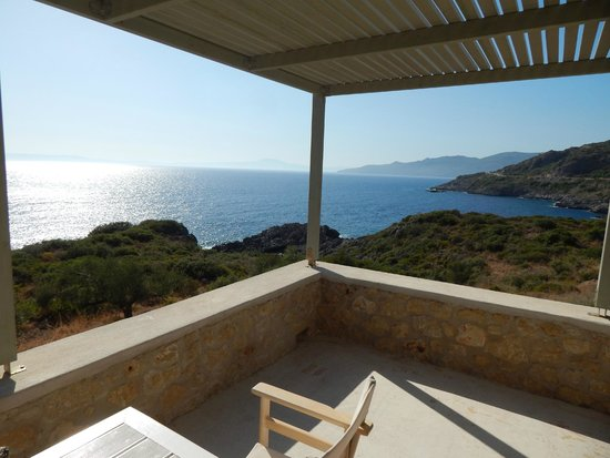 Katikies Manis: Balcony