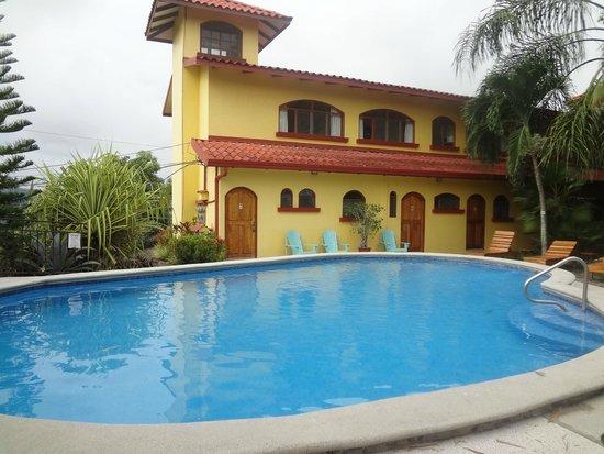 Aparthotel Vista Pacifico: pool