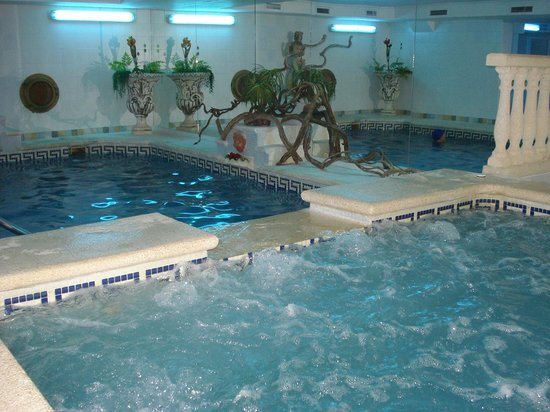 Hotel Entremares: termas relax