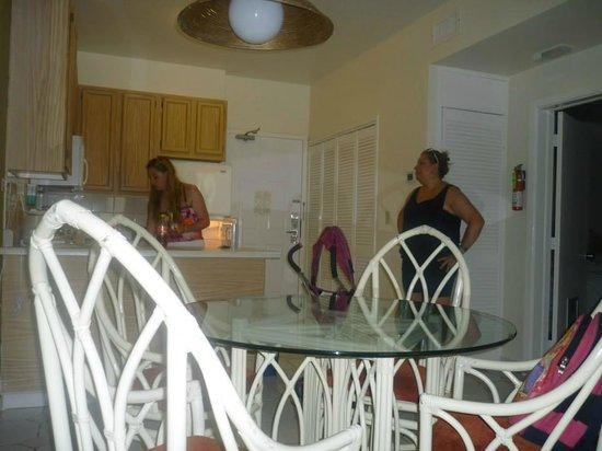 Tropicana Aruba Resort & Casino: la cocina y el comedor