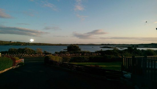 Dun Manus Bed & Breakfast: The view from front room