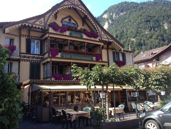 Post Hardermannli Hotel: Hotel
