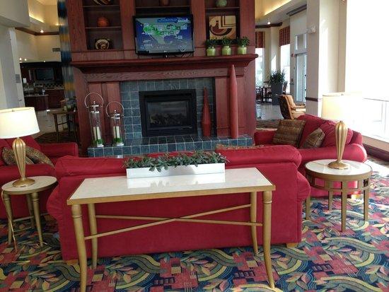 Superior Hilton Garden Inn Dubuque Downtown