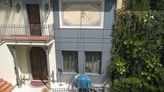 Hotel Montebello Splendid: Courtyard