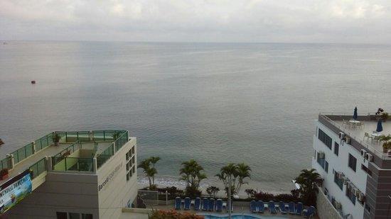 Barcelo Colon Miramar: Vista desde mi balcon