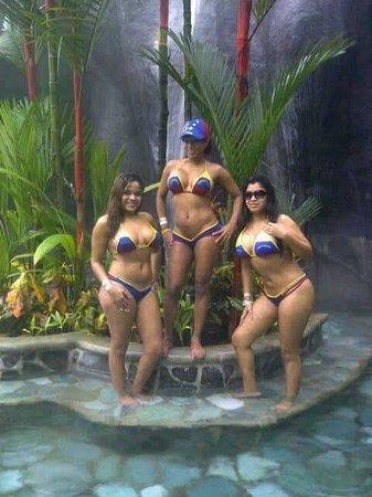 Baldi Hot Springs Hotel Resort & Spa : Súper este hotel