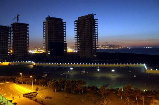 Hilton Alger: Vue de la chambre sur la baie et la ville d'Alger