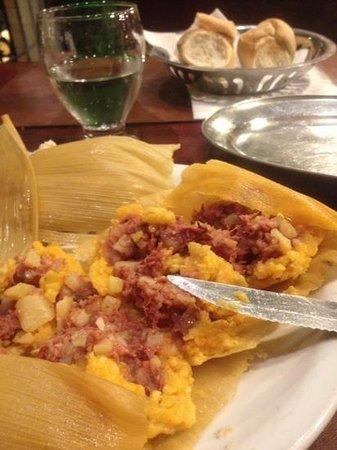 Dona Salta: tamales
