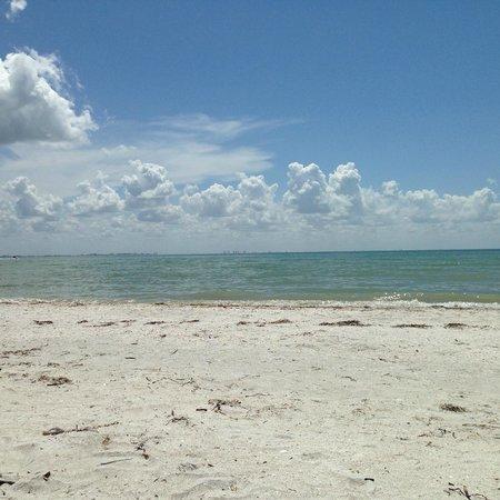 Shell Island Beach Club: A typical August Day on Sanibel Island