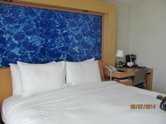 Marenas Beach Resort: una de las habitaciones