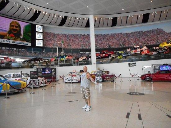 NASCAR Hall of Fame : First Floor