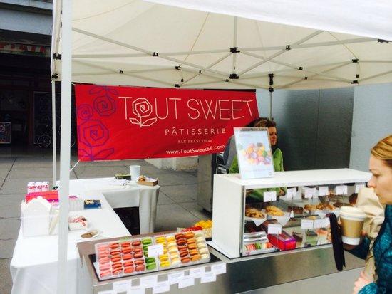 Ferry Plaza Farmer's Market: Tout sweet