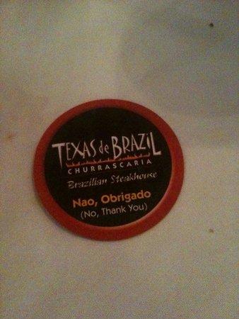 Texas de Brazil : No