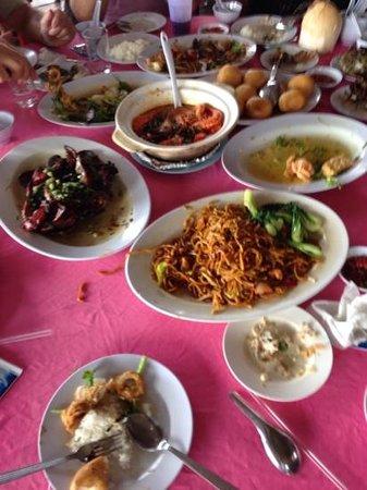 Restoran Todak (Orang Asli): the galore