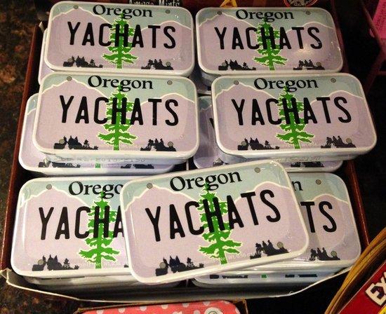 Yachats mints