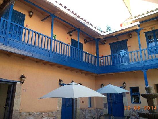 Tierra Viva Cusco Saphi : Vista externa