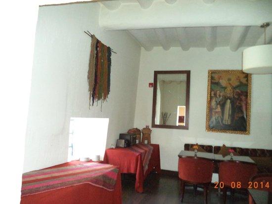 Tierra Viva Cusco Saphi : Prédio antigo