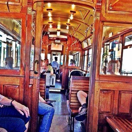 Main Street Trolley: Vintage