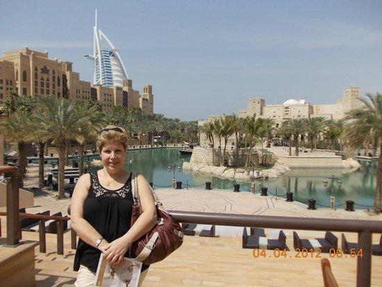 The Dubai Mall : PASEANDO POR DUBAI