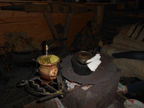 Restaurante Galpão Costaneira : Tradição com chimarrão