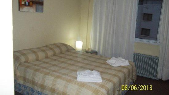 Hotel Flamingo: Habitacion con vista al lago