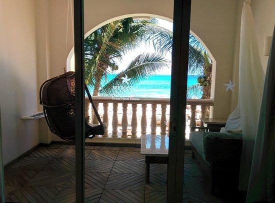 Iberostar Grand Hotel Paraiso: Ocean Front Room