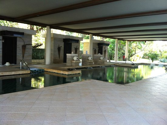 Grand Mirage Resort: Spa pool
