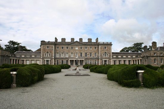 Carton House Hotel & Golf Club: Hotel and Grounds