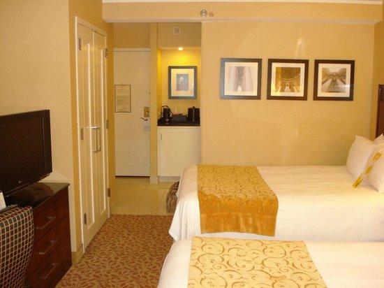Washington Marriott Wardman Park: Clásica y Moderna, camas de gran amplitud