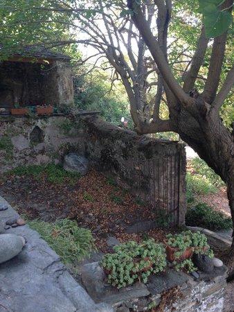 Vallecalle, Frankrike: charming gardens