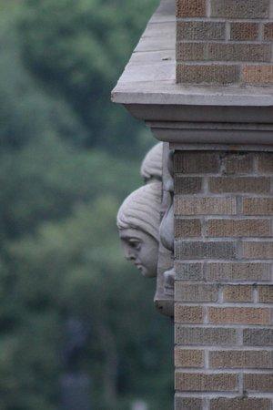 Warwick New York : architectural details