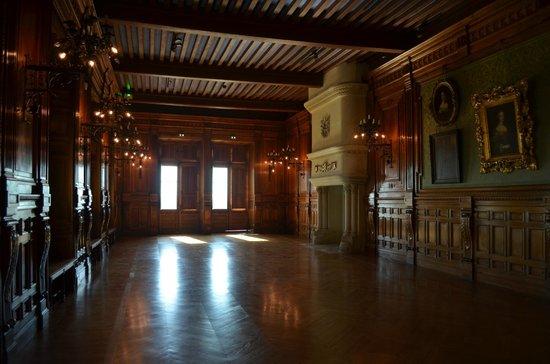 Château de Grignan : Um dos salões