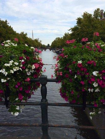 Hotel Okura Amsterdam : Beautiful canal