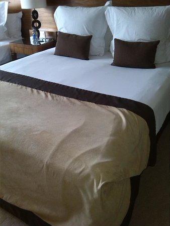 Lyrath Estate Hotel & Spa: bed
