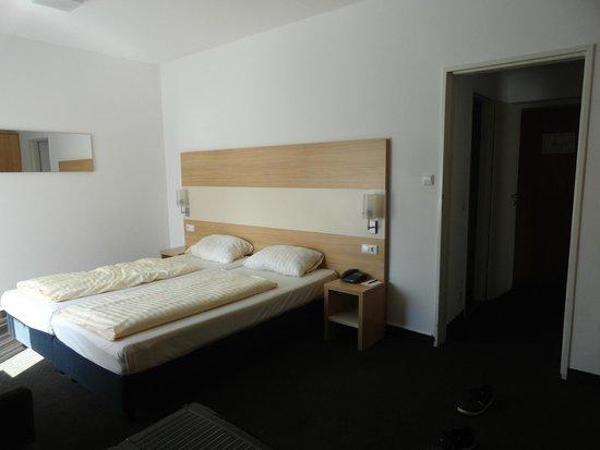 Novum Hotel Continental Frankfurt: Apto