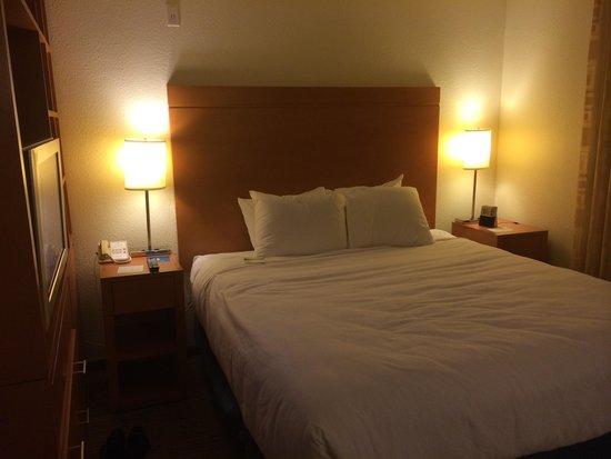 HYATT house Austin / Arboretum : Bedroom