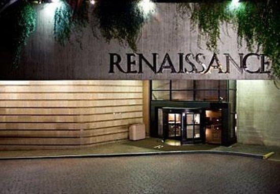 Renaissance Sao Paulo Hotel: Renassancie experiência incrível