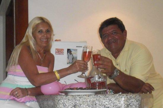 Hotel Regatta Cartagena: genial